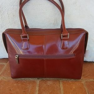 Hobo International Leather Sienna Satchel NWT